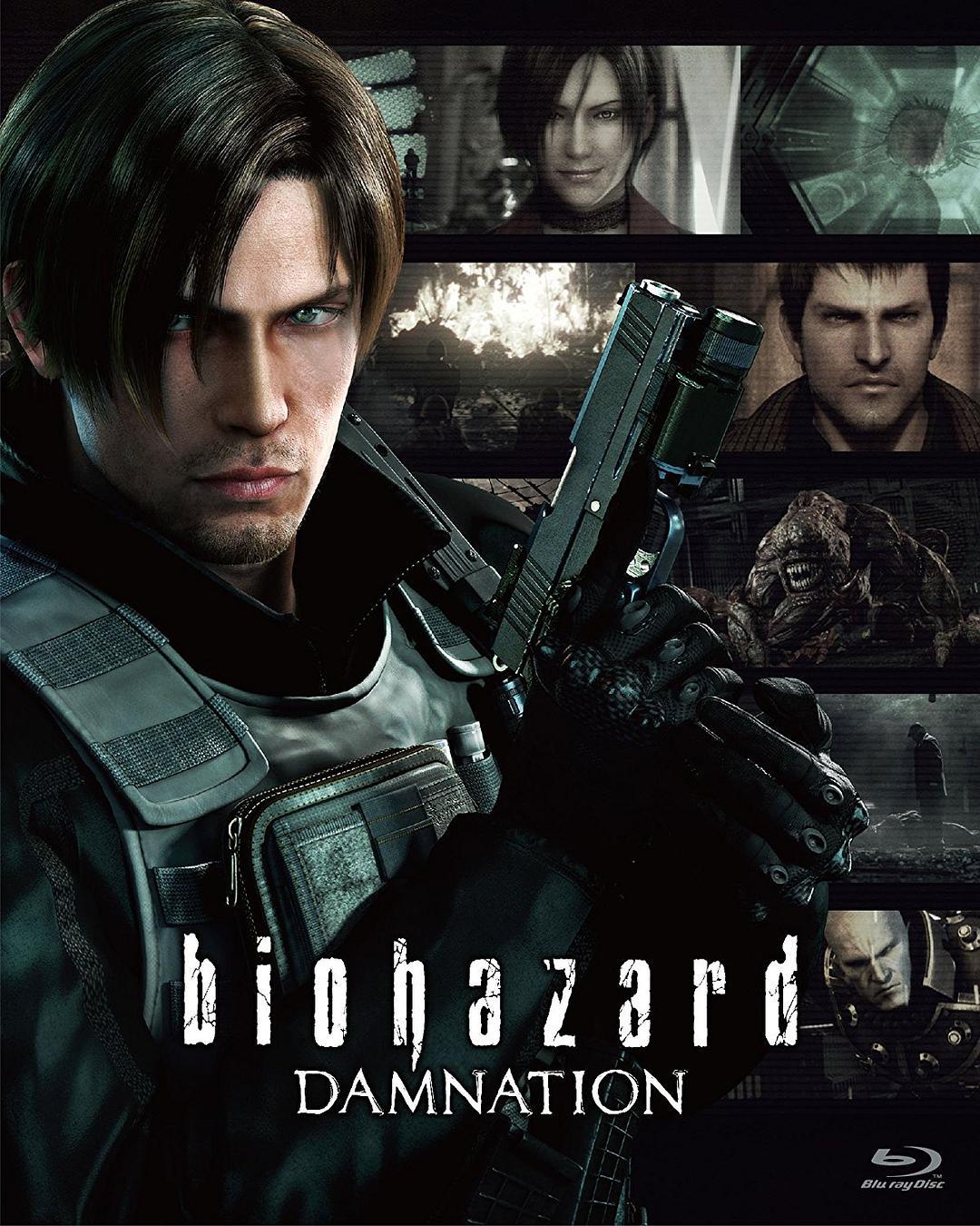 生化危机:诅咒迅雷下载 1080P百度云/磁力链接下载 Biohazard: Damnation / Resident Evil: Damnation 2012 バイオハザード ダムネーション 36.2G插图(1)