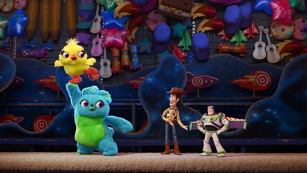 玩具总动员4 1080P迅雷下载  4K蓝光原盘下载 2019 Toy Story 4 55.6G插图(3)