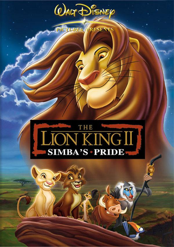 狮子王2:辛巴的荣耀迅雷下载/百度网盘蓝光下载 /狮子王2 1998 The Lion King II: Simba's Pride 27.41G插图(1)