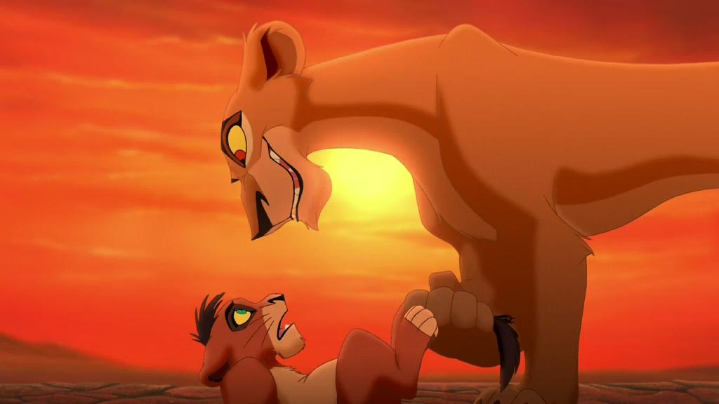 狮子王2:辛巴的荣耀迅雷下载/百度网盘蓝光下载 /狮子王2 1998 The Lion King II: Simba's Pride 27.41G插图(3)